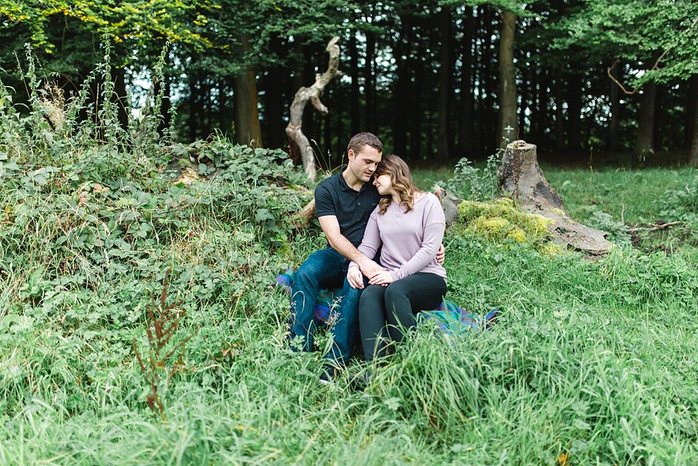 The Gibsons,engagement shoot pollok park glasgow scotland,engagement shoot scotland,natural wedding photographers,