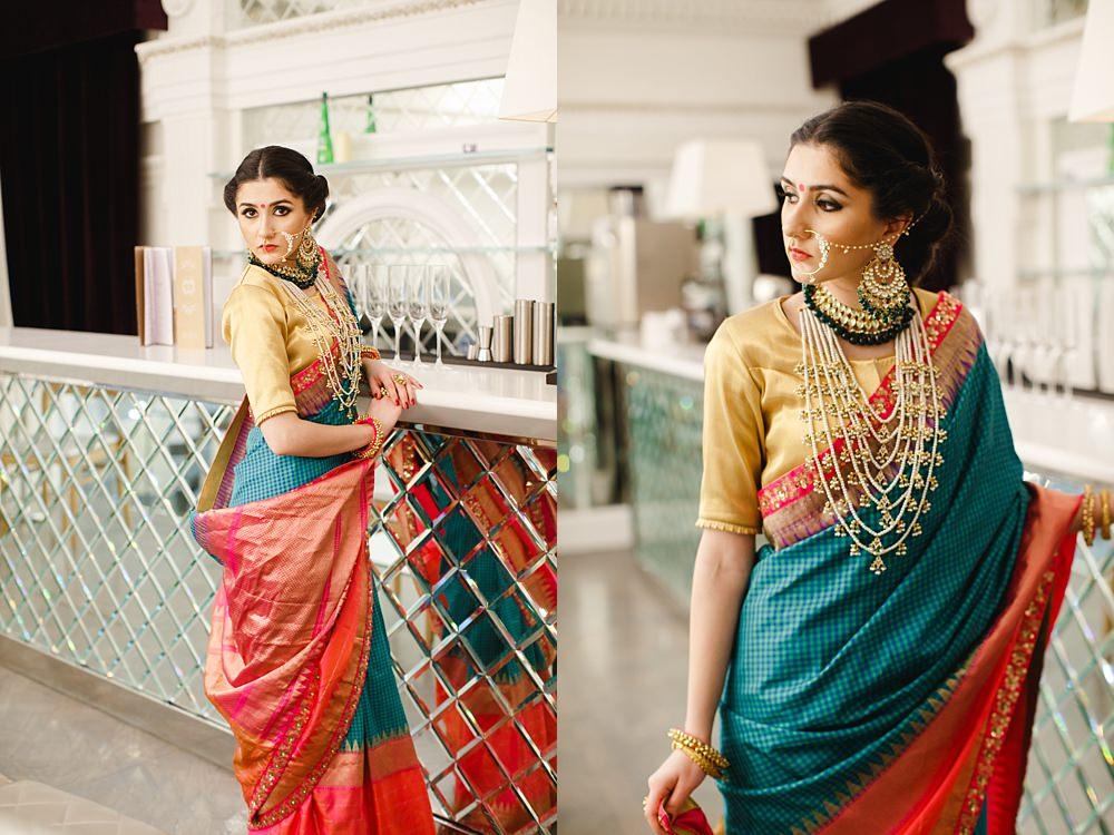 Asian Bridal shoot 15-23