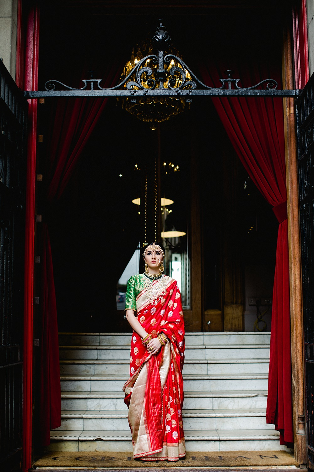 Asian Bridal shoot 3-3