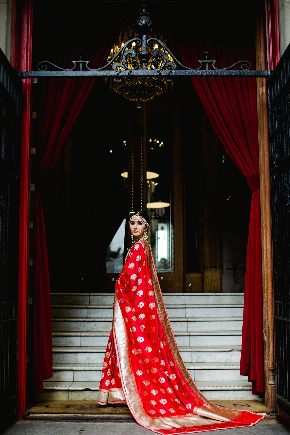 Asian Bridal shoot 5-1