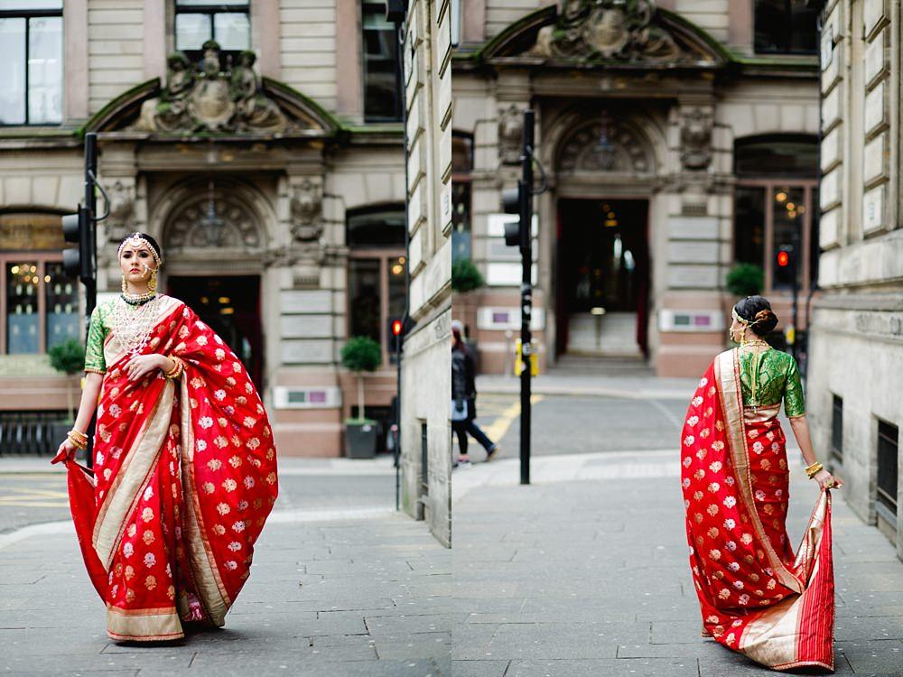 Asian Bridal shoot 6-1