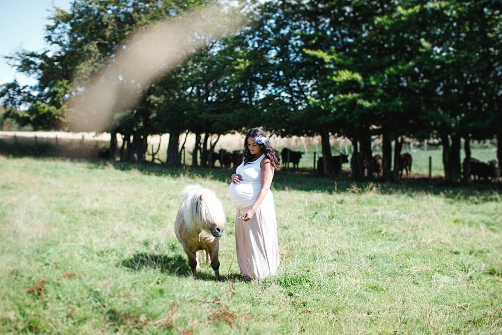 maternity portraits ayrshire glasgow-6