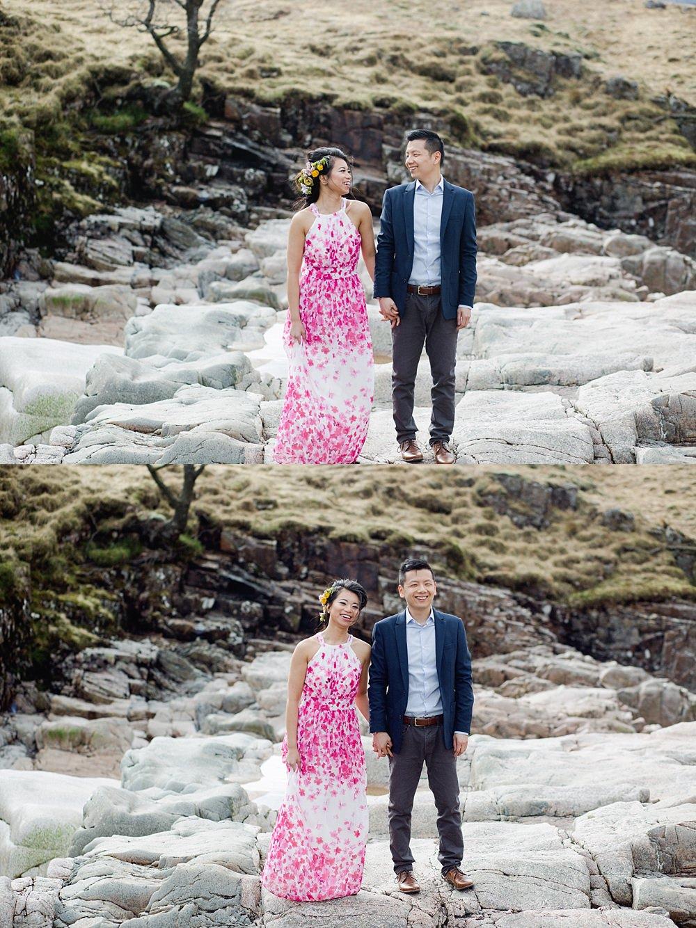 Glencoe,The Gibsons,engagement photographers scotland,fine art photographers scotland,romantic engagement shoot scotland,scotland,shoot glen etive,styled engagement shoot,