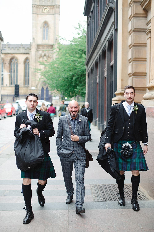 quirky merchant city wedding 2-1