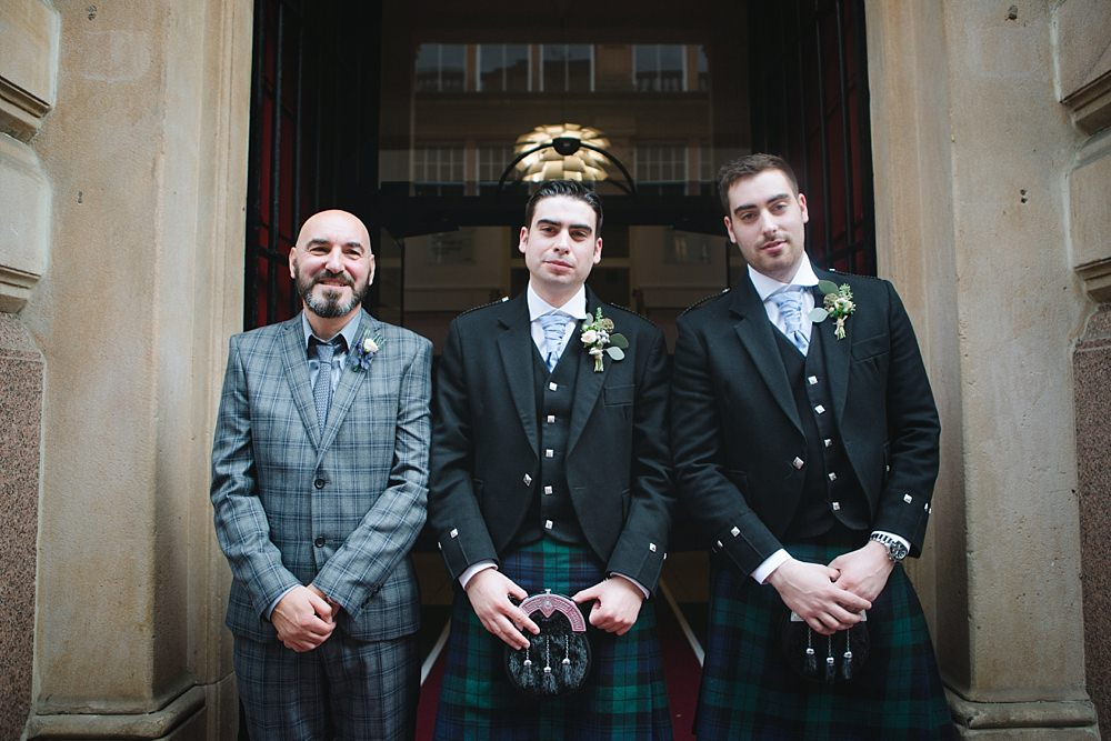 quirky merchant city wedding 2-2