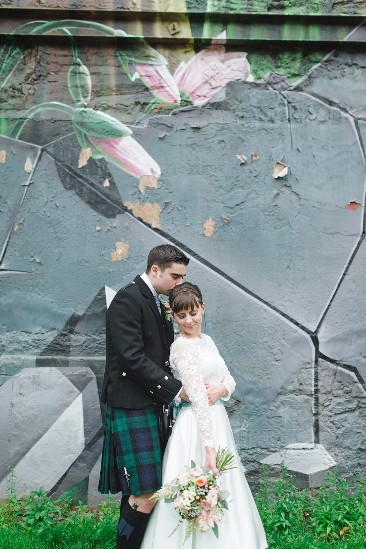 quirky merchant city wedding 5-17