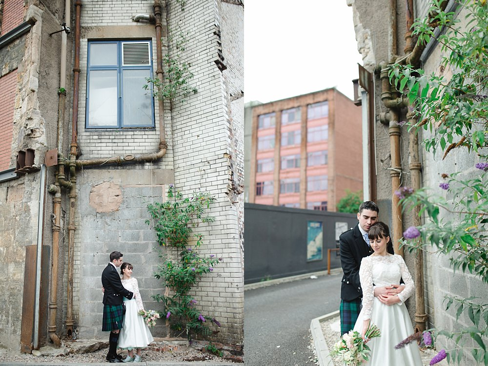 quirky merchant city wedding 5-8