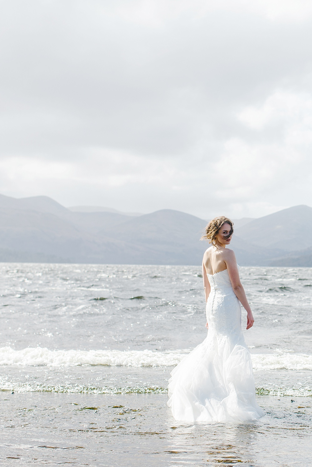Fine Art Wedding Photographers Glasgow,Laura Gray Hair Beauty Bridal,The Gibsons,creative wedding photographers glasgow,loch lomond,rock the dress shoot,