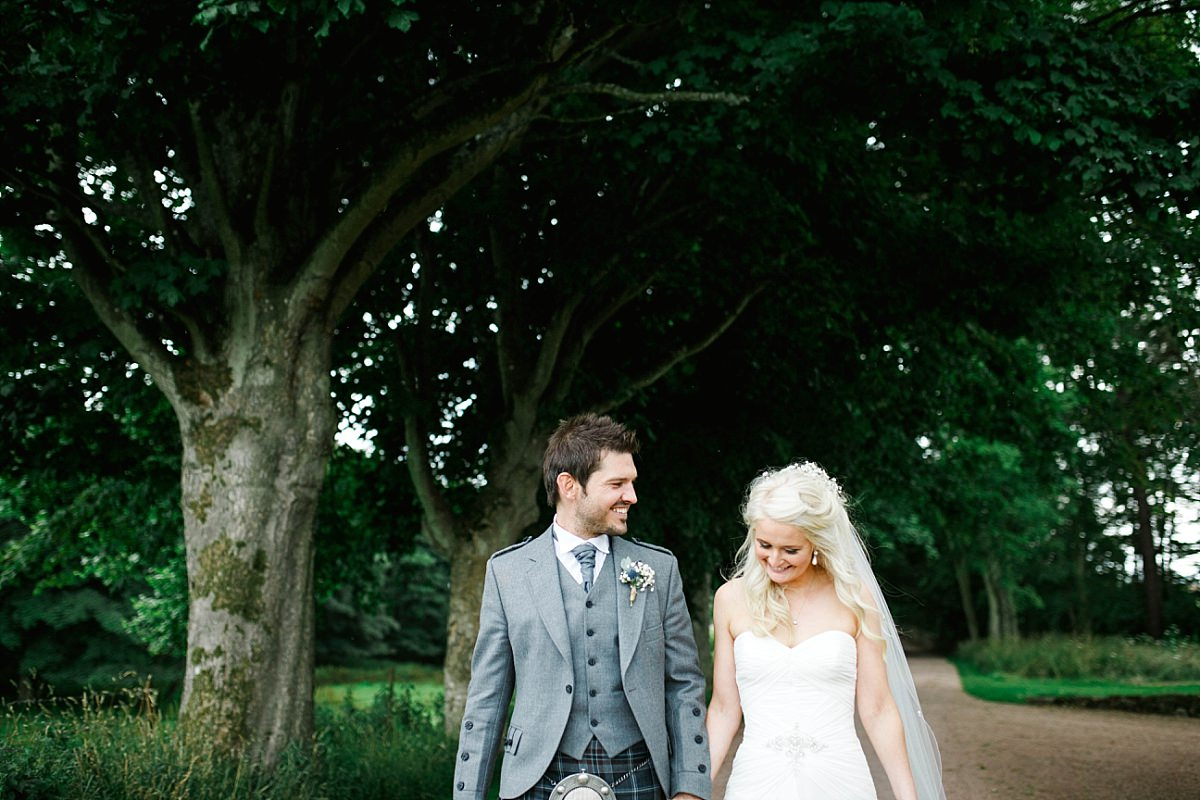 House Of Fraser Wedding List: Kinkell Byre Wedding » The Gibsons