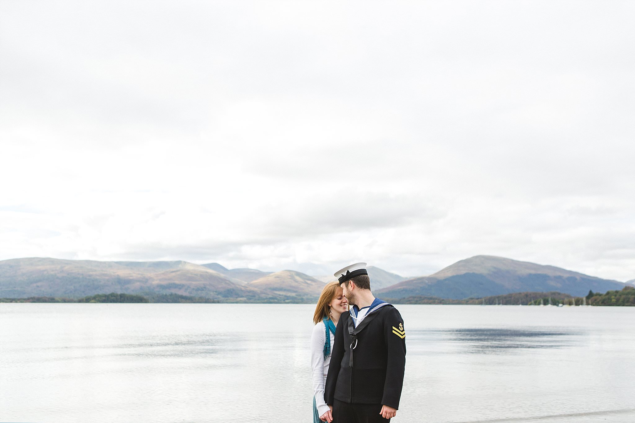 The Gibsons,balmaha,elope scotland,engagement shoot Loch Lomond,glasgow wedding and portrait photographers,romantic photographers Scotland,