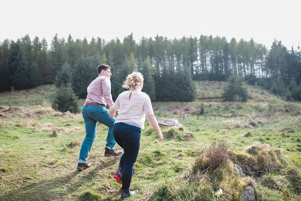 Fine Art Wedding Photographers,The Gibsons,elegant wedding photographers glasgow,engagement photographers glasgow,engagement shoot pollok park glasgow scotland,natural wedding photographers,romantic photographers Scotland,