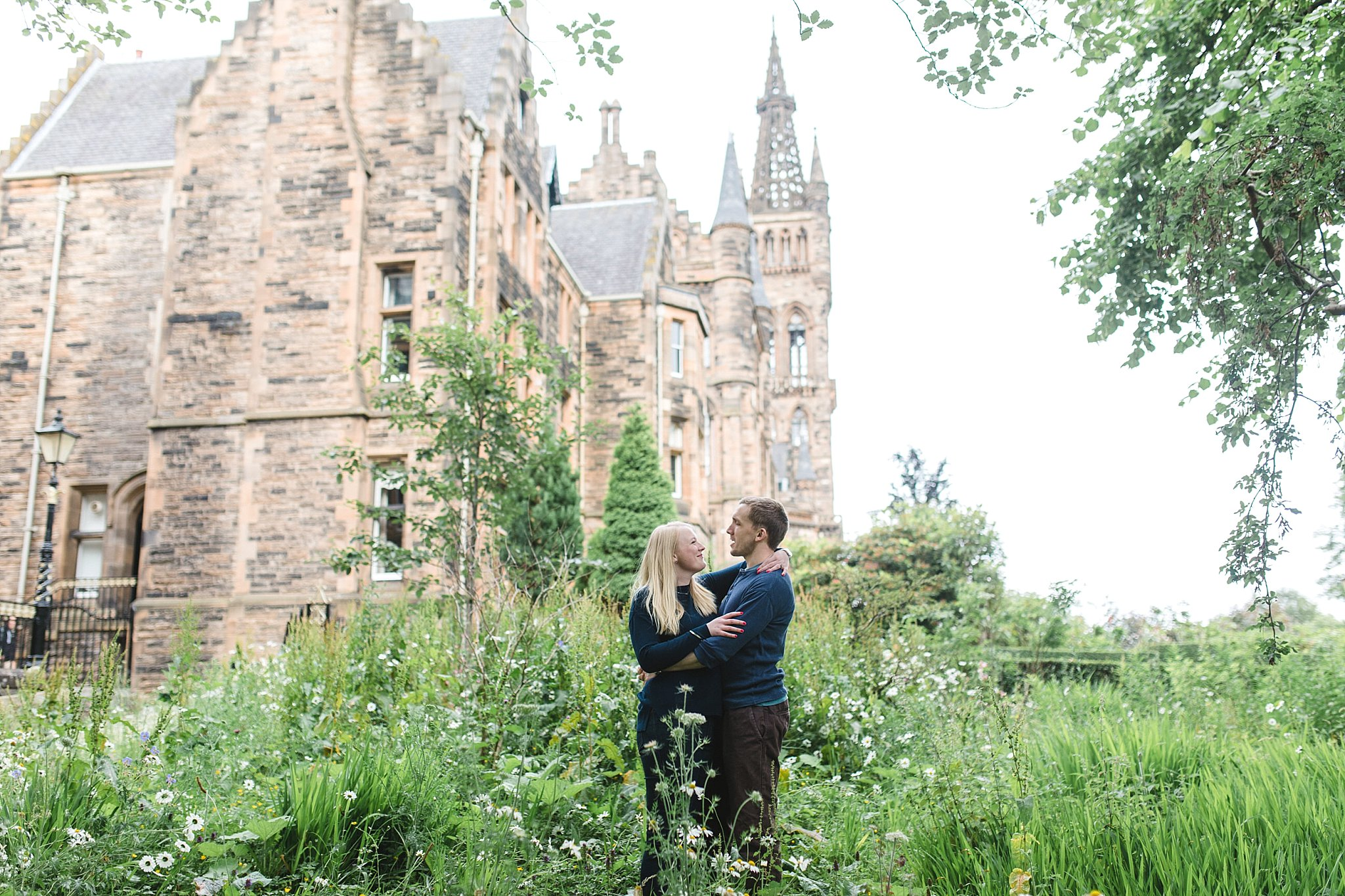 The Gibsons,engagement photographers glasgow,glasgow university wedding,natural wedding photographers,