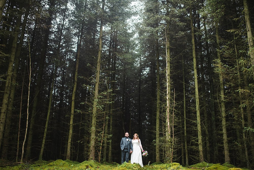 natural romantic fun wedding Eden Leisure Village Scotland highlights 18-22.jpg