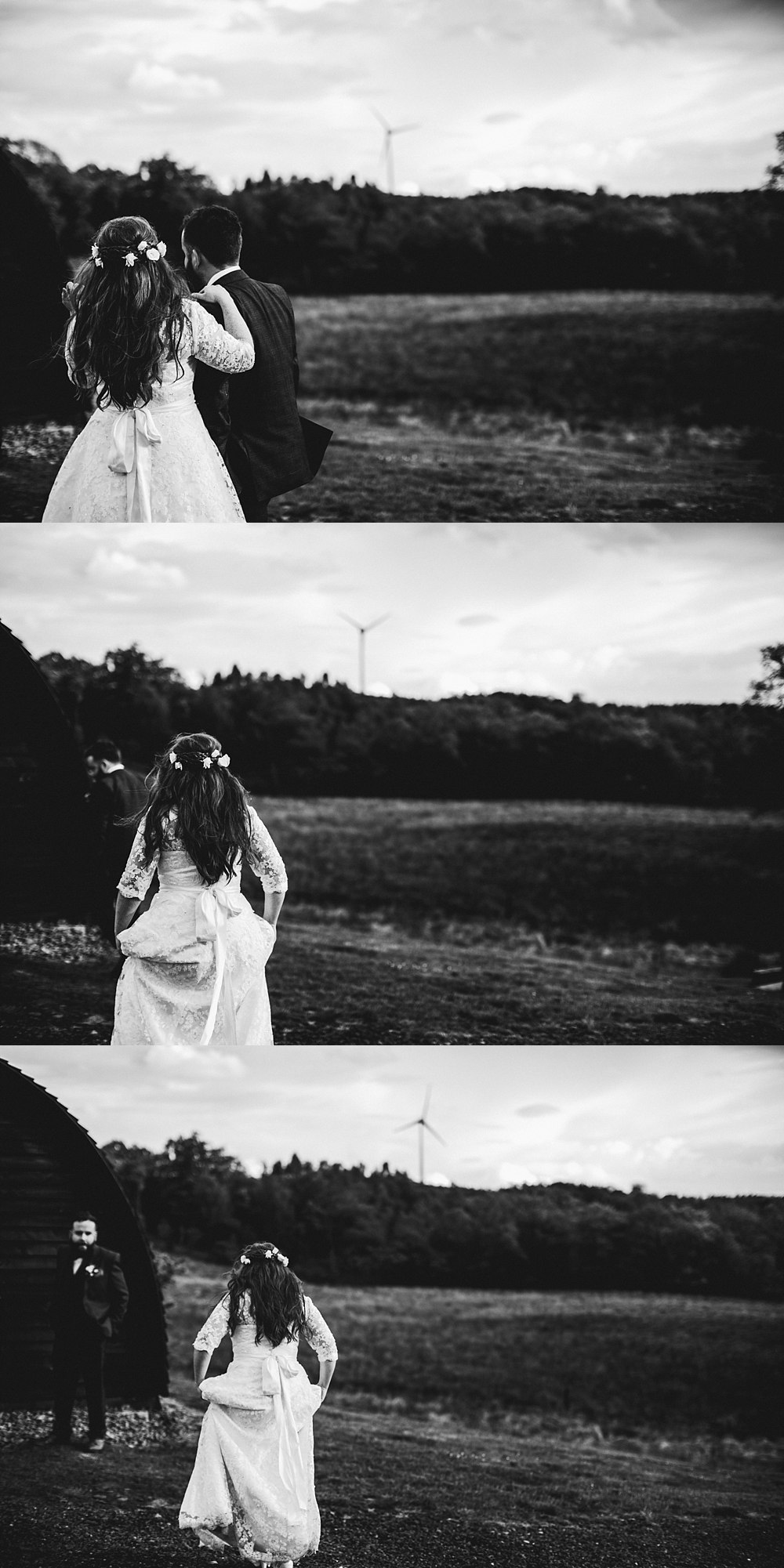 natural romantic fun wedding Eden Leisure Village Scotland highlights 27-16.jpg