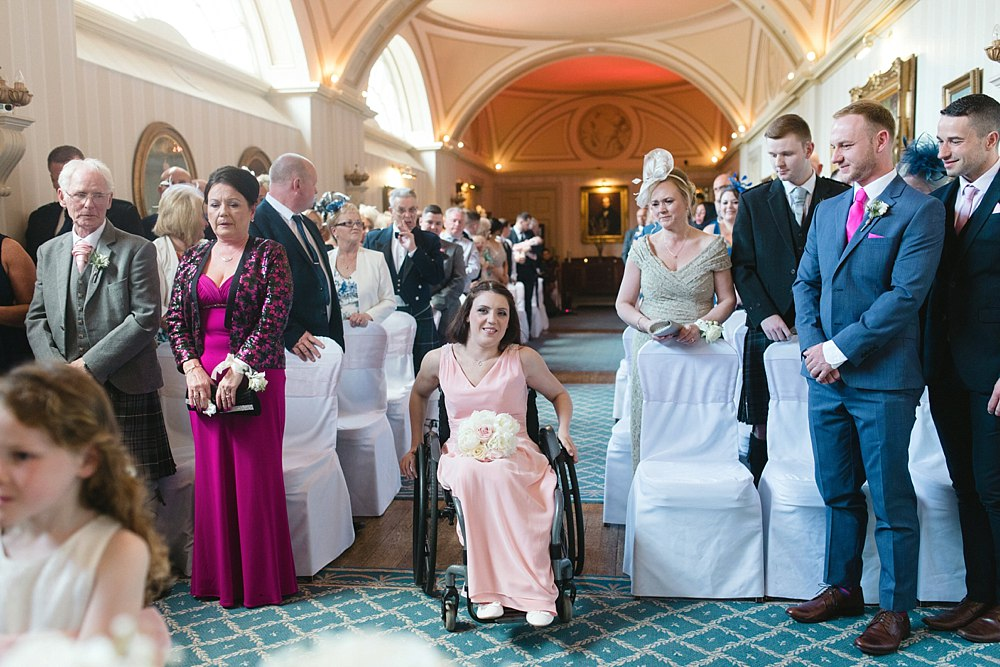 Fine Art Wedding Photographers,Glasgow Bride,The Gibsons,balbirnie house wedding,elegant wedding photographers glasgow,natural wedding photographers,romantic photographers Scotland,wheelchair wedding scotland,