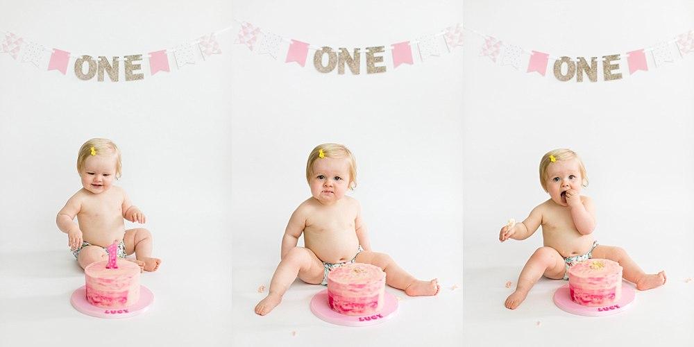 Babies,Baby Photographers Glasgow,Family photographers Glasgow,The Gibsons,baby cake smash,baby photographer glasgow,baby photos glasgow,baby portraits glasgow,