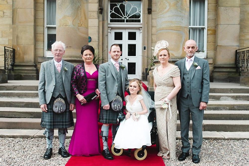 Fine Art Wedding Photographers,Glasgow Bride,The Gibsons,balbirnie house wedding,elegant wedding photographers glasgow,natural wedding photographers,romantic photographers Scotland,wheelchair wedding scotland,
