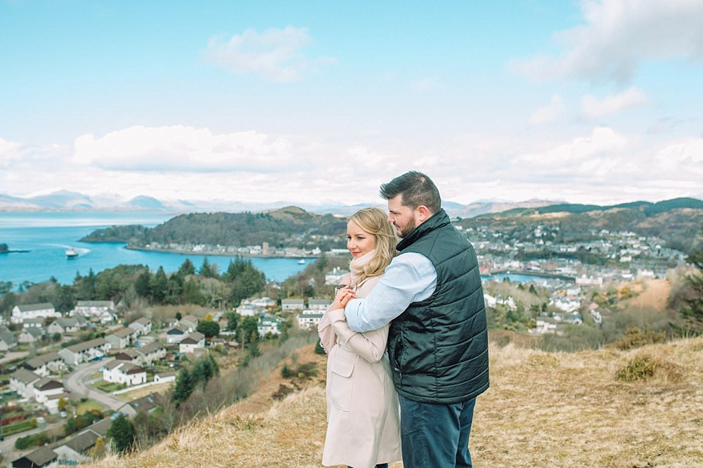 The Gibsons,engagement photographers scotland,natural wedding photographers,oban engagement shoot,
