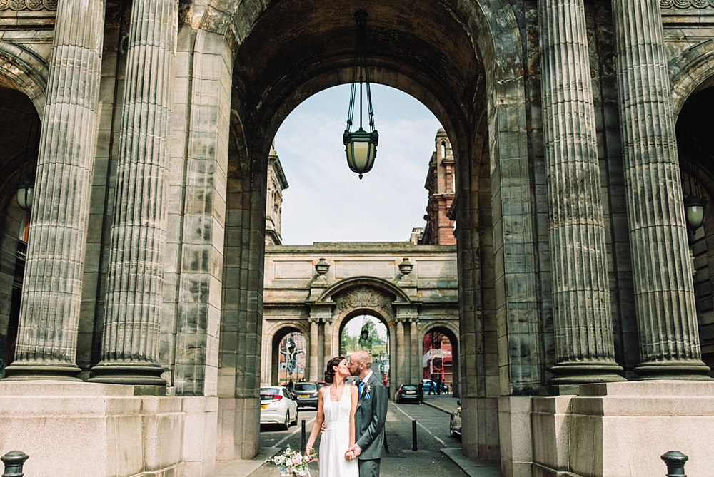 The Gibsons,alternative bride,city elopement Scotland,elopement scotland,elopements,husband and wife photographers scotland,light and airy wedding photographers glasgow,light and bright wedding photographers scotland,natural wedding photographers,natural wedding photographers Glasgow,romantic wedding photographers,soft wedding photographers,wedding photographers glasgow,