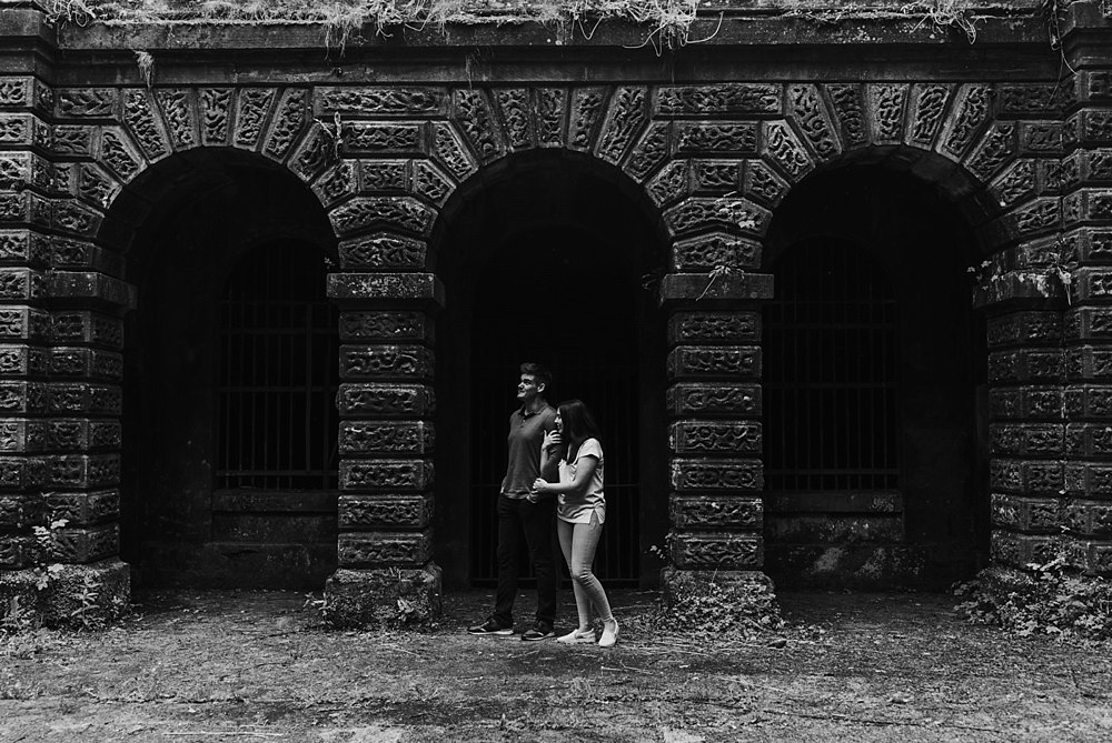The Gibsons,engagement photographers glasgow,glasgow engagement,