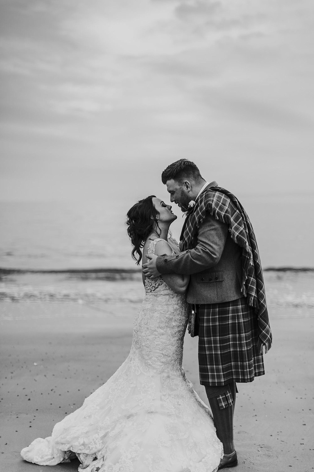 The Gibsons,husband and wife photographers scotland,natural wedding photographers,natural wedding photographers Glasgow,romantic wedding photographers,sea side wedding scotland UK,seaside wedding scotland,soft wedding photographers,