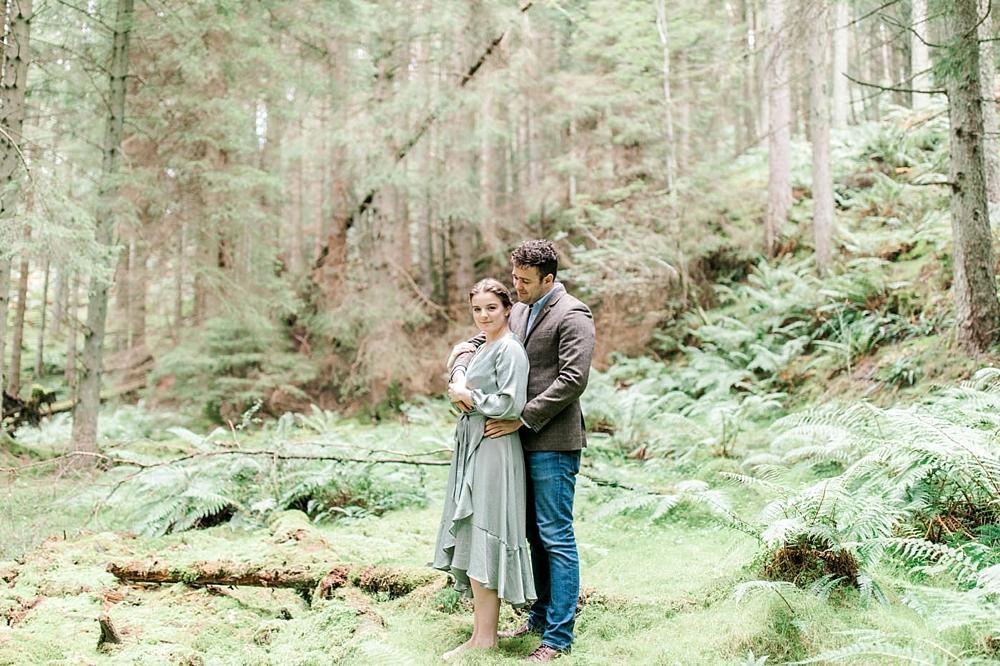 romantic photographers Scotland,
