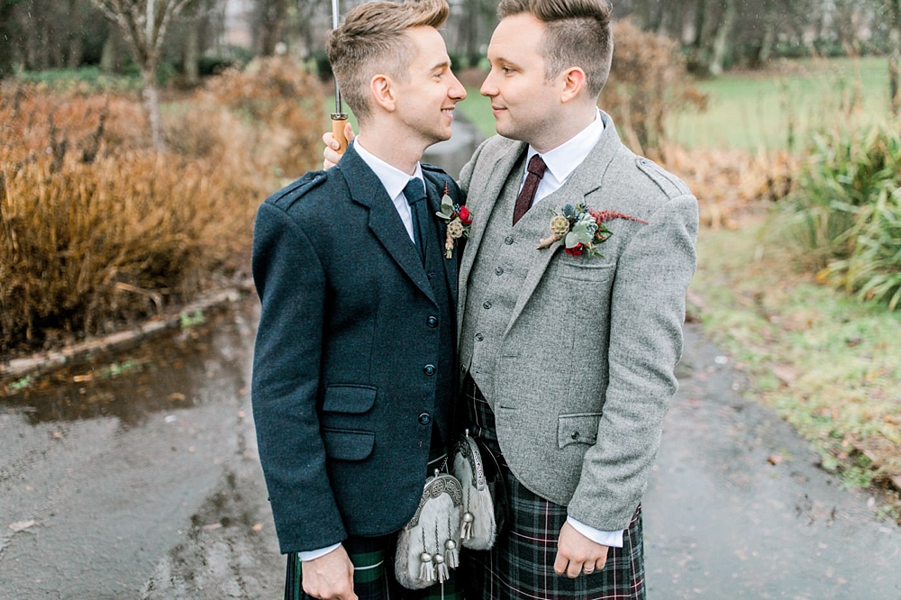 Fine Art Wedding Photographers,colourful wedding photographers,glasgow wedding photographers,husband and husband,same sex wedding,two grooms,
