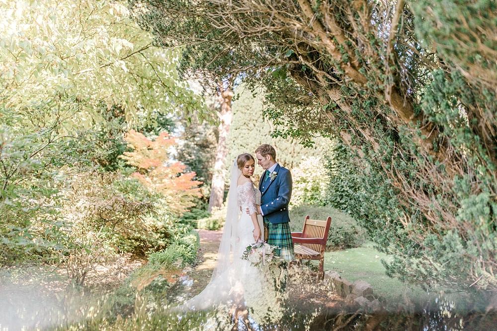 Sunny Autumn Wedding at Brig
