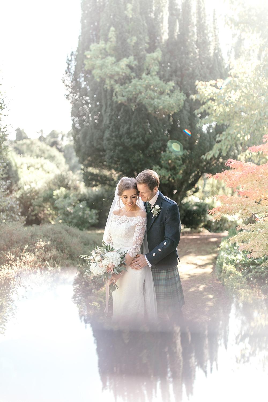 Wedding at Brig