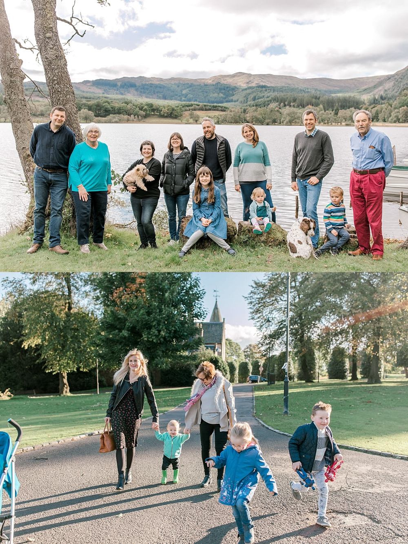 The Gibsons,Tigh Mor,Trossachs,creative family photography glasgow,glasgow family photographers,lifestyle family photography glasgow,travel family photographers scotland,