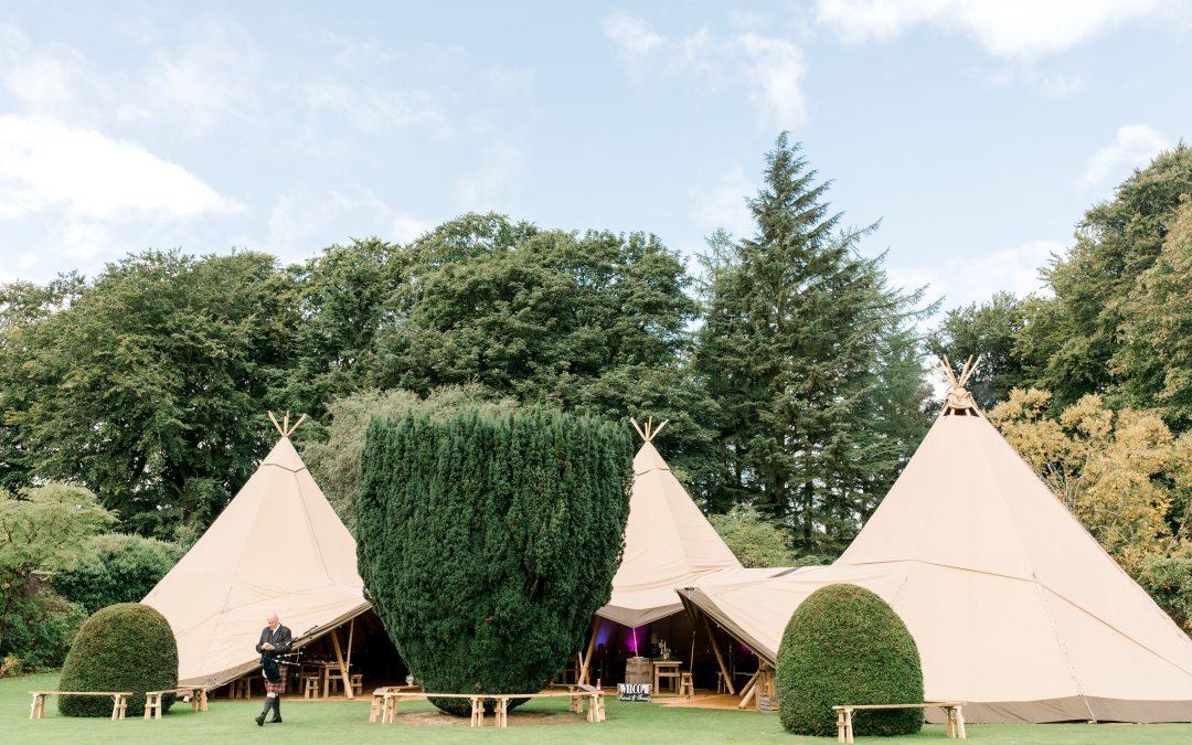 Greenbank Gardens Wedding Show