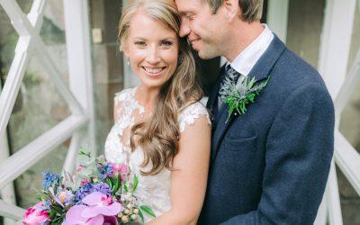 Scottish/Swedish wedding at Drumtochty Castle