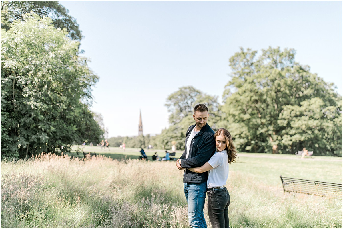 The Gibsons,engagement photography glasgow,engagement shoot glasgow,light and airy wedding photographers glasgow,romantic wedding photographers,