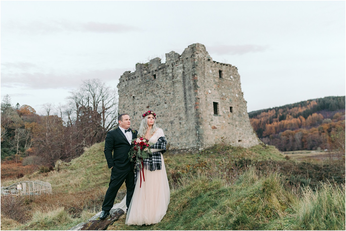 Castle Lachlan elopement,Castle Lachlan wedding,Eloping to Scotland,Fine Art Wedding Photographers,Texan bride,The Gibsons,elopement scotland,elopements,light and airy wedding photographers glasgow,natural wedding photographers,romantic photographers Scotland,