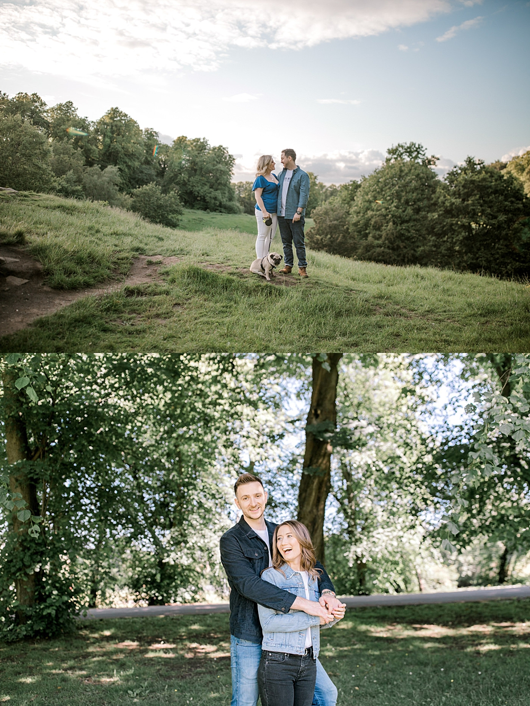 The Gibsons,romantic photographers Scotland,