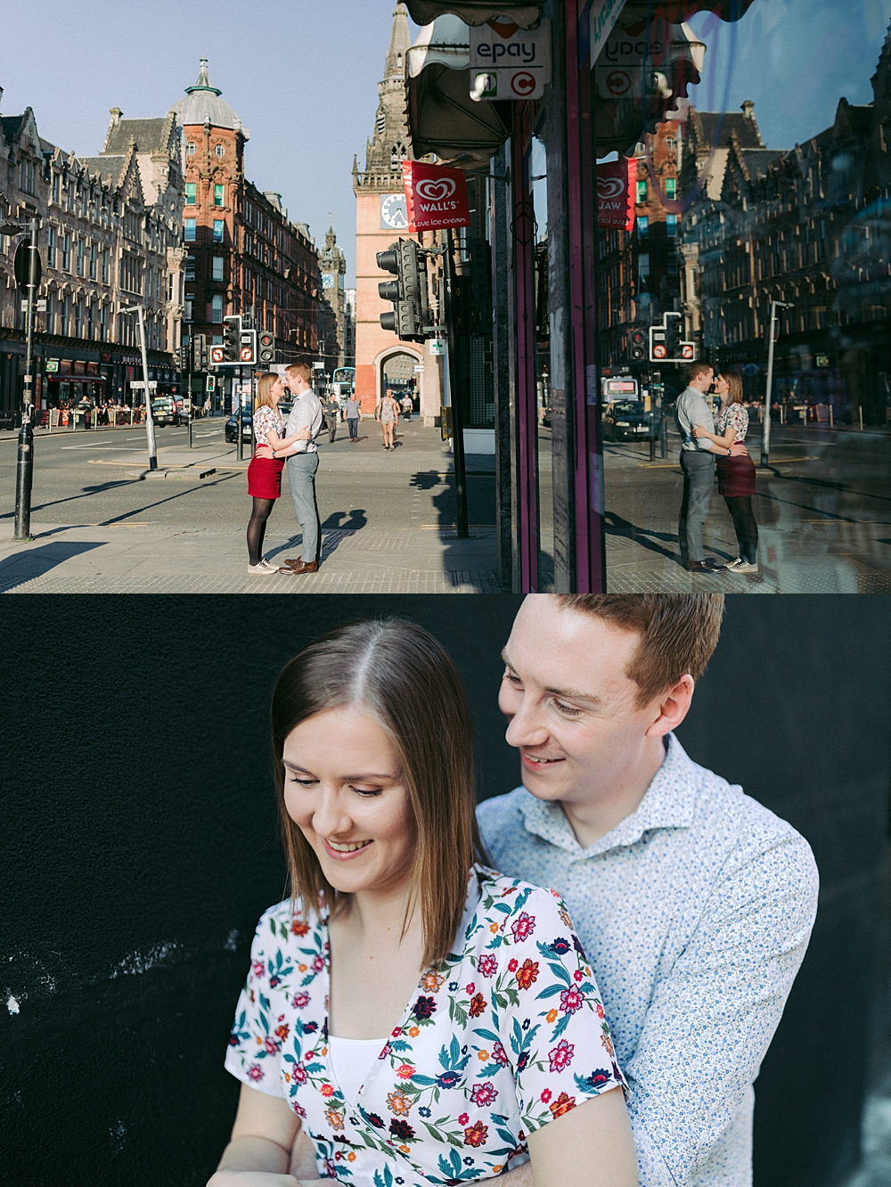 The Gibsons,engagement photographers glasgow,natural wedding photographers,romantic photographers Scotland,