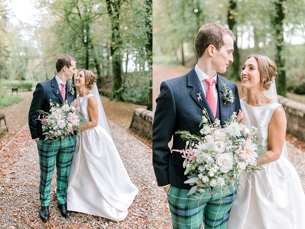 Fasque Castle wedding,Fine Art Wedding Photographers,The Gibsons,light and airy wedding photographers glasgow,natural wedding photographers,romantic photographers Scotland,two wedding photographers scotland,