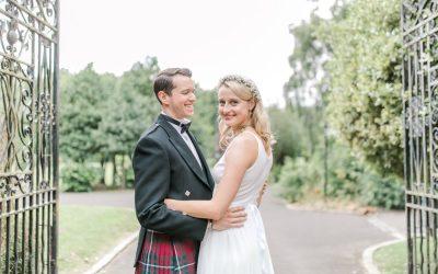 Fiona & Andrew's wedding celebrations