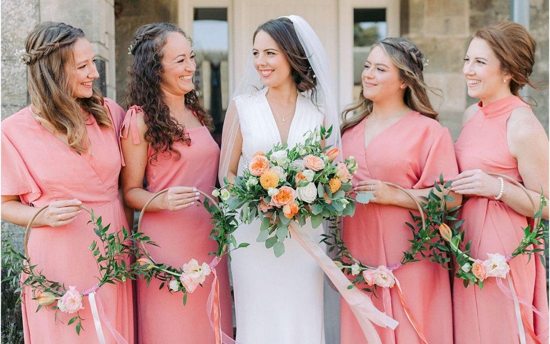 Romantic Pratis Barn Wedding